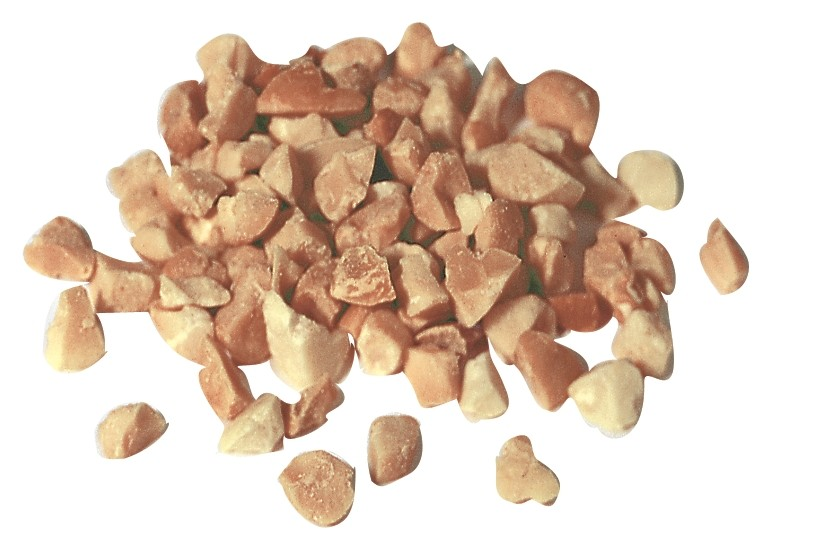 Peanuts -- Diced, Roasted & Salted