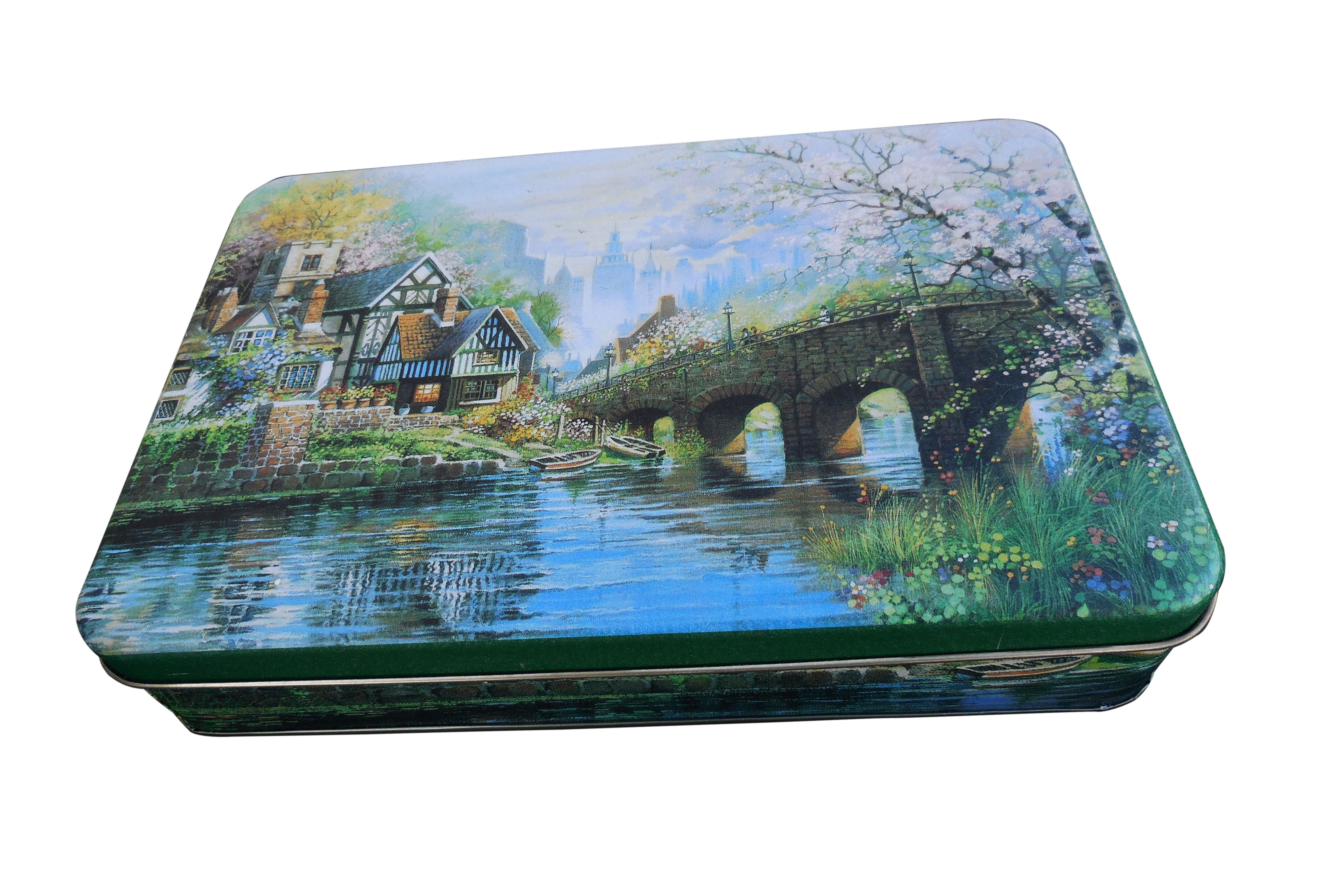 Avondale Bridge Tin