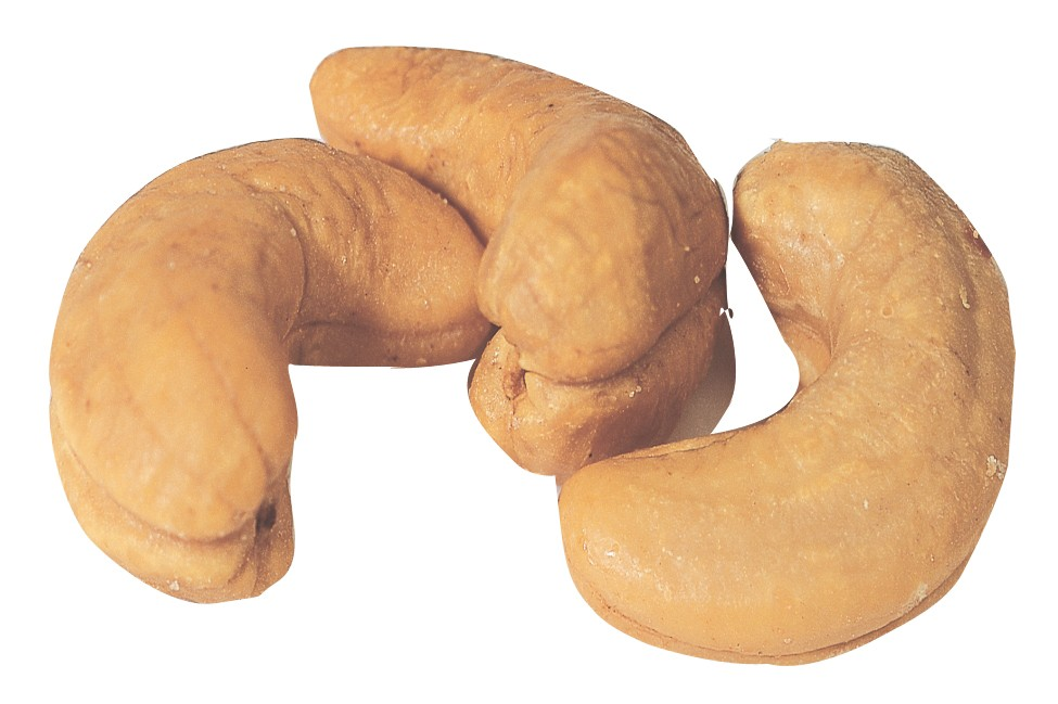 Cashews -- Whole, Roasted & Salted (320)