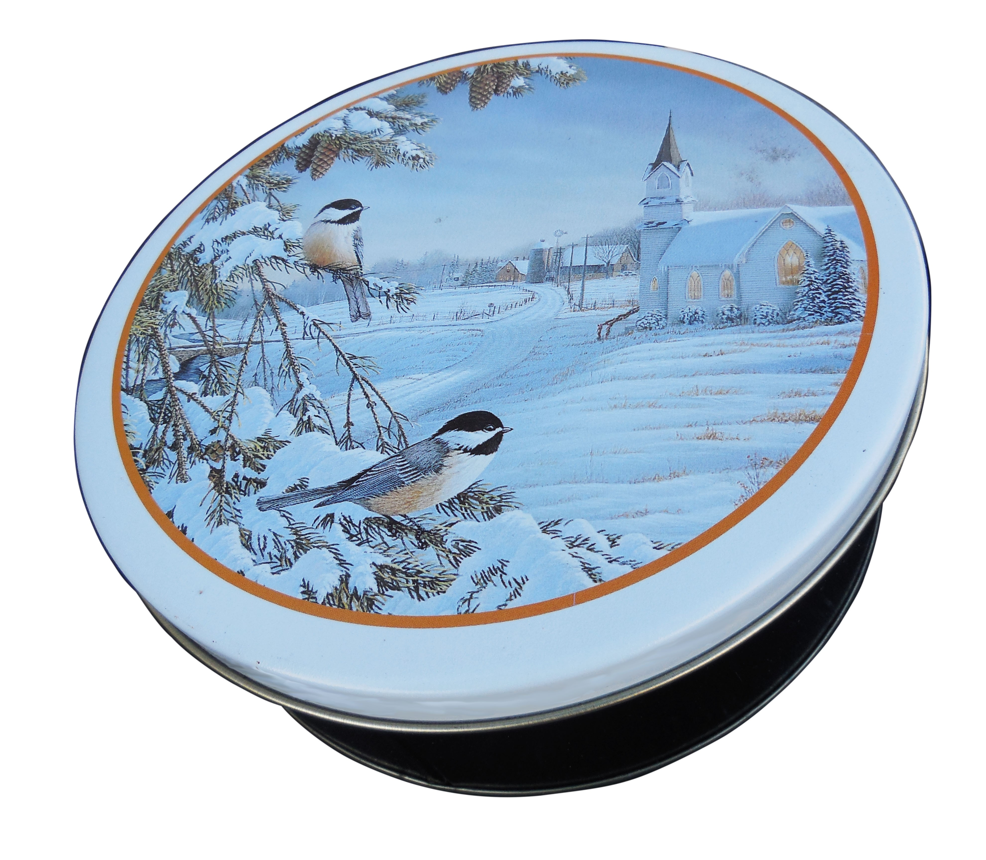 Country Charm Tin