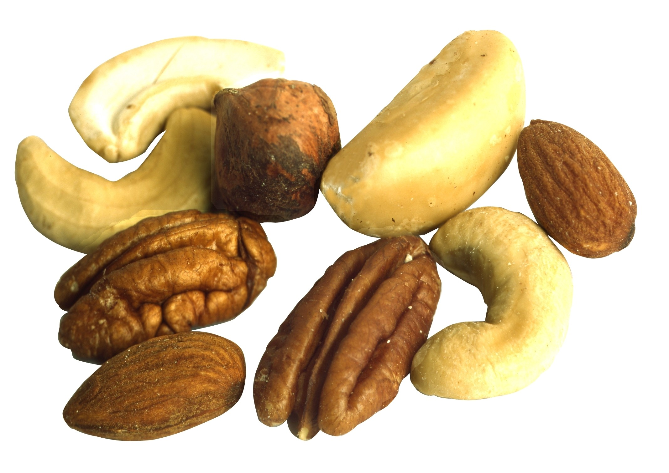 Deluxe Mixed Nuts -- Raw