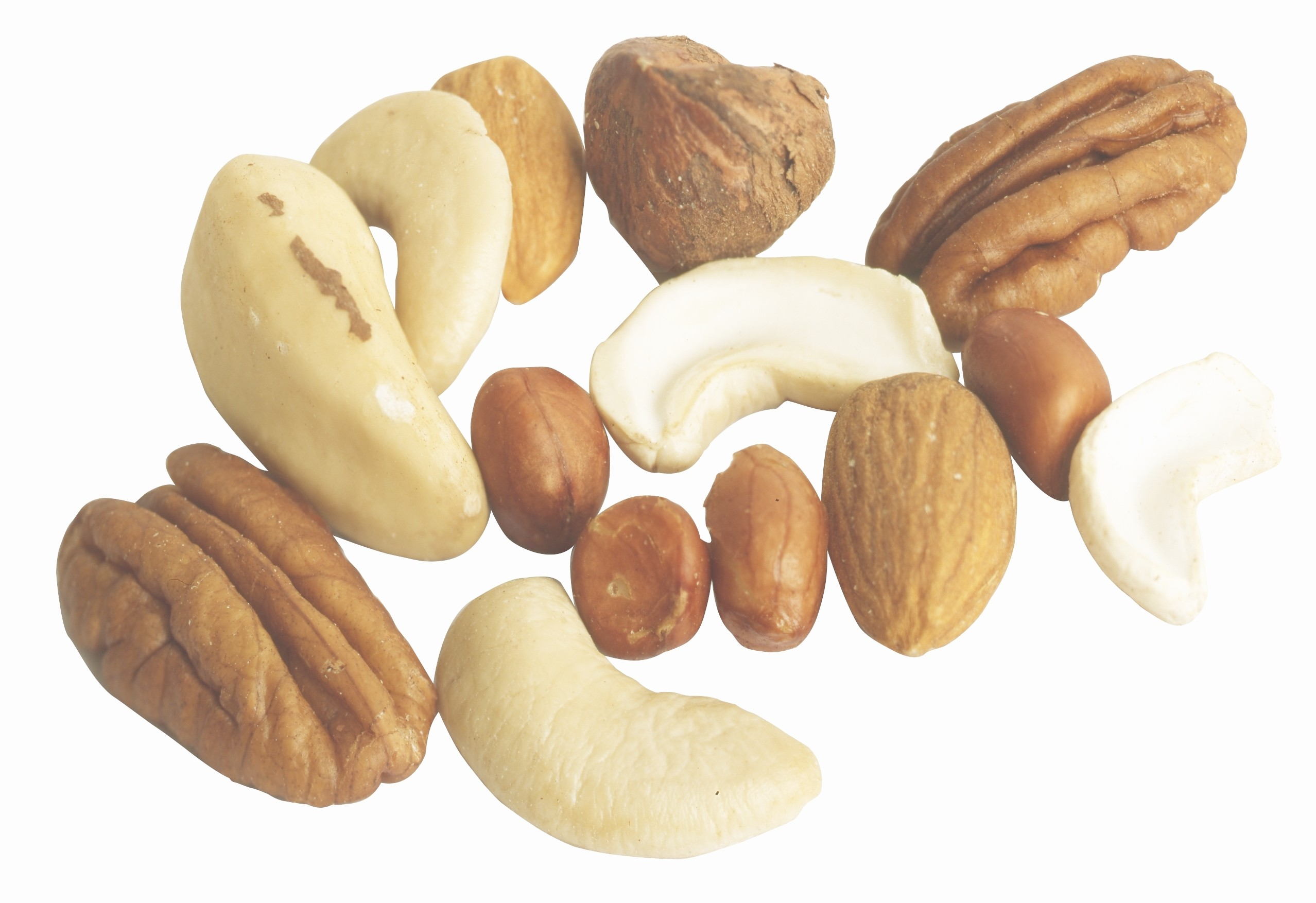 Regular Mixed Nuts -- Raw