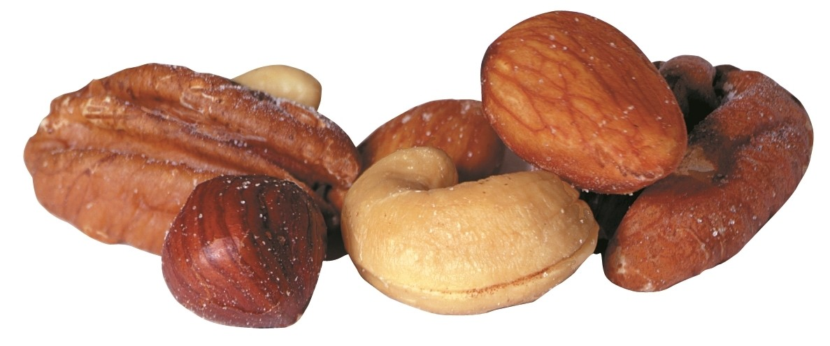 Supreme Mixed Nuts -- Roasted & Salted