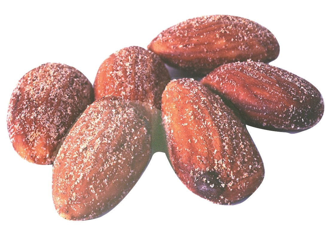 Barbecue Almonds