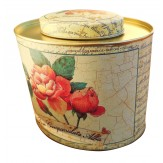 American Beauty Tin