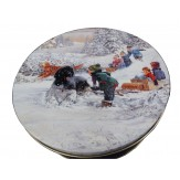 Snow Play Tin