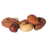 Supreme Mixed Nuts -- Roasted with No Salt