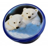 Polar Bears Tin