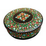 Sewing Basket Tin