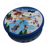 Winter Frolic Tin