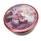 Winter Wonderland Tin