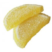 Bavarian Lemon Slices