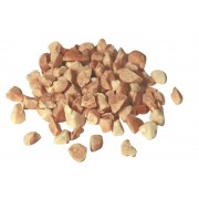 Peanuts -- Diced, Roasted with No Salt