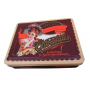 Old Fashioned Chocolates Tin