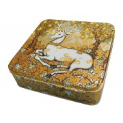 Golden Fawn Large Tin