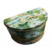 Nature Oval Tin