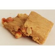 Soft Peanut Butter Brittle